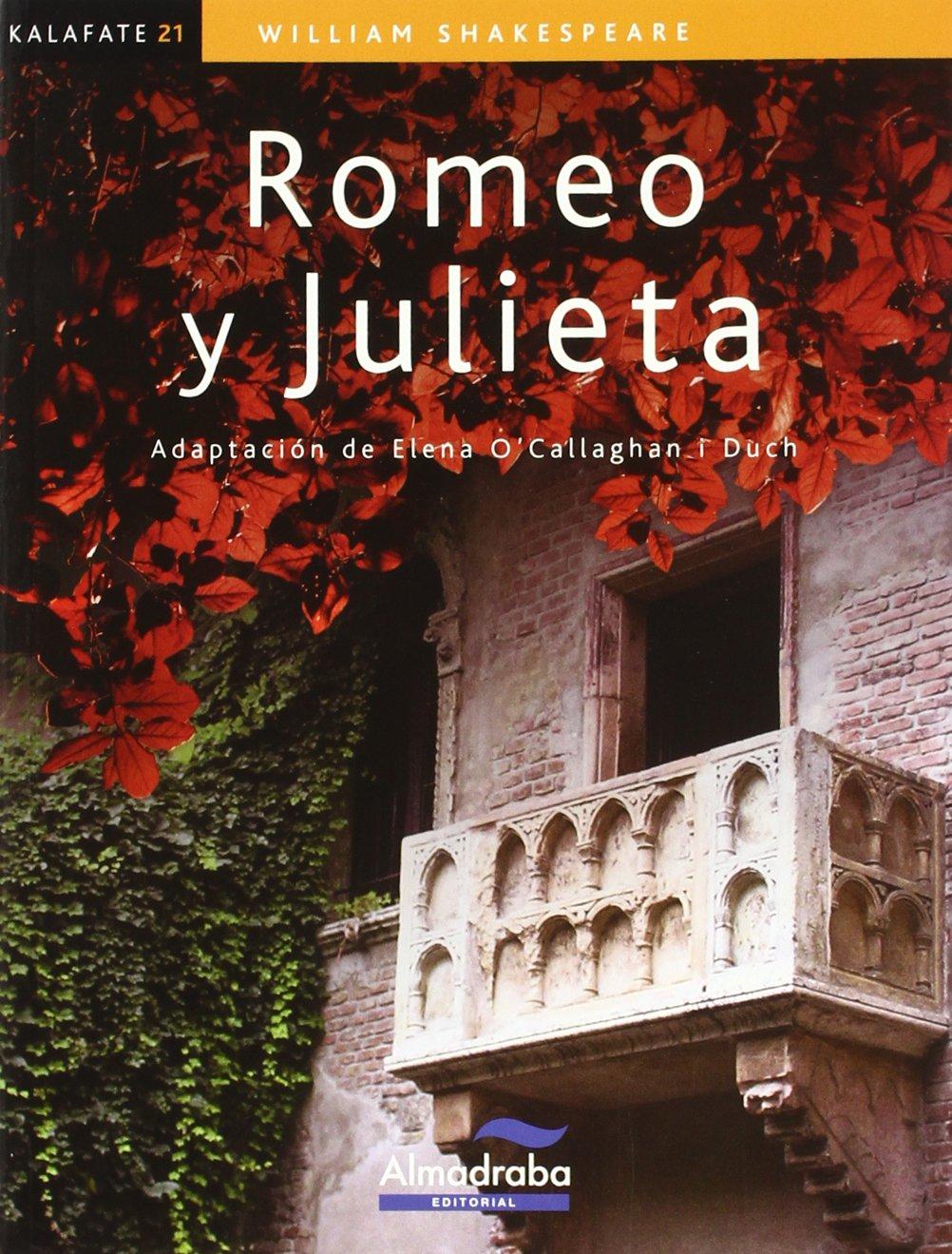 romeo y julieta libro pdf descargar